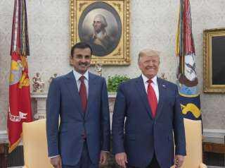 بأوامر من ترامب .. قطر تعلن التطبيع الرسمي مع إسرائيل.. و هذه هي تفاصيل العلاقات السرية مع العائلة الحاكمة