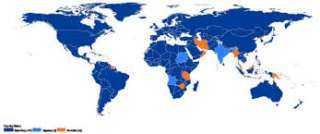 أطلس البلدان المنقرضة .. تفاصيل مرعبة لنهايات الدول