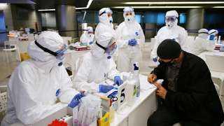 روسيا تسجل 5905 إصابة بفيروس كورونا خلال 24 ساعة