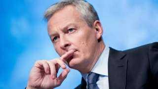 وزير المالية الفرنسي يُعلن إصابته بفيروس كورونا