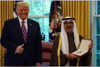 تعرف على أبرز القادة الحاصلين على «وسام الاستحقاق الأمريكي» الممنوح لأمير الكويت