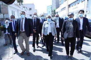 """بياناتكم سرية.. وعلاجكم علي نفقتنا..  رسالة من وزارة الصحة للمصريين بشأن """"تطوع كورونا """""""
