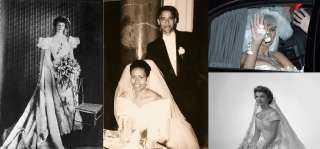 كل ما تريد معرفته عن فساتين زفاف زوجات رؤساء أمريكا فمن الأجمل؟