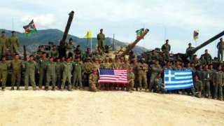 تصعيد خطير .. اليونان تُجري تدريبات عسكرية مشتركة مع أمريكا بالقرب من حدود تركيا