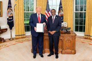 نور الدين ساتي..معلومات لا تعرفها عن السفير الذي أعاد الحياة للعلاقات السودانية الأمريكية والمهندس المحتمل للتطبيع مع إسرائيل