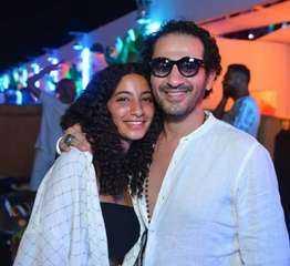 بالفيديو.. لي لي نجلة أحمد حلمي ترقص علي نغمات أغنية أجنبية