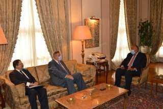 وزير الخارجية يلتقى منسق الأمم المتحدة لبحث استمرار دعم  لبنان