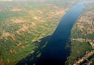 الري تكشف تفاصيل ارتفاع منسوب النيل بالمحافظات