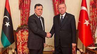 تركيا تكشف موقفها من «الوفاق» بعد استقالة السراج