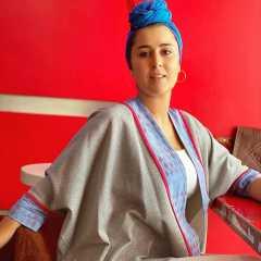 عائشة بن أحمد ترقص سالسا وتعلق : لا تفوت فرصة للرقص