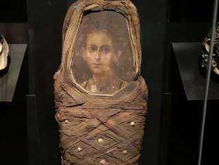 لمعرفة وجهه الحقيقي.. قصة تحويل صورة مومياء طفل فرعوني إلى 3D