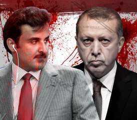 """عاجل.. تعرف علي سبب إلغاء """"اجتماع المؤامرة """" بين قطر وتركيا في أنقرة"""