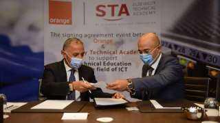 اتفاقية تعاون بين أكاديمية السويدي الفنية و أورنچ مصر لتوفير منح تعليمية في مجال الاتصالات