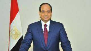 الرئيس يدعو الأمم المتحدة لمحاسبة الدول التى تتعمد خرق القانون الدولي
