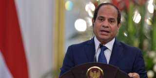 السيسي : نهر النيل ليس حكراً لطرف ومياهُه بالنسبة لمصر ضرورة للبقاء