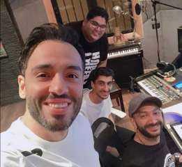 """""""وعد بقنبلة فنية"""" رامي جمال يتعاون مع نادر حمدي في أغنية جديدة.. إليك التفاصيل"""