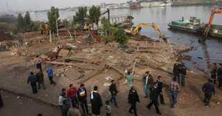 الرى: إزالة 15 مخالفة على النيل فى القاهرة وأسيوط