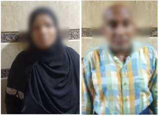 بالصور .. ضبط شخصين بالقاهرة لقيامهما بالتنقيب عن الآثار بمنشأة ناصر