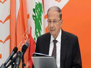 الرئيس اللبناني يكشف النتائج النهائية لخسائر تفجير مرفأ بيروت