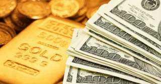 العلاقة بينهما عكسية .. ارتفاع الدولار يعرقل مسيرة صعود الذهب