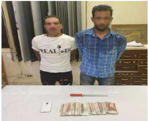 تفاصيل سقوط عصابة سرقات المساكن بالقاهرة