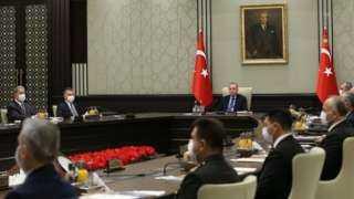 عاجل.. بيان ناري من مجلس الأمن التركي بشأن أزمة شرق المتوسط