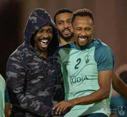 الأهلي السعودي يختتم استعداداته لمباراة شباب اهلي دبي في دوري أبطال آسيا