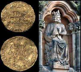 أوفا .. قصة الملك المسلم الذي حكم بريطانيا ونقش الشهادة علي عملتها