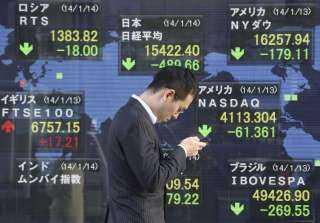 سعود مؤشرات الأسهم اليابانية ببورصة طوكيو اليوم