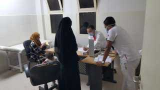 قافلة الأزهر بسيناء تواصل أعمالها و تفحص 1500 مريض