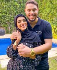 بعد الإفراج عنها.. زينب زوجة اليوتيوبر أحمد حسن  ترتدي الحجاب وتعتزل اليوتيوب