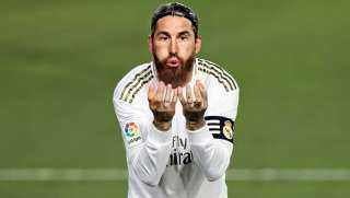 راموس يرد على اتهامات مجاملة الحكام لريال مدريد