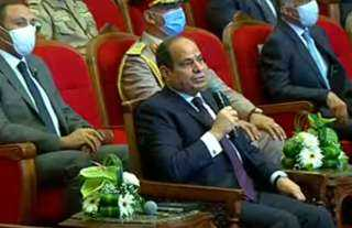 قرار عاجل من الرئيس السيسي بشأن عودة البناء