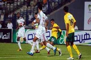 بث مباشر.. مشاهدة مباراة الزمالك ضد الجونة في الدوري الممتاز