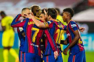 تعرف على التشكيل المتوقع لبرشلونة أمام فيرينكفاروس في دوري أبطال أوروبا