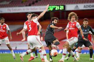 ليفربول ضد أرسنال..تعرف علي أبرز غيابات الجانرز