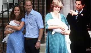 جميلات العائلة المالكة «كيت ميدلتون وديانا».. ما وجه الشبه ومن الأجمل في تربيتها للأطفال؟