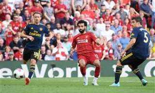 ليفربول ضد ارسنال .. محمد صلاح يسعى لتسجيل هدفه ال11 في الجانرز