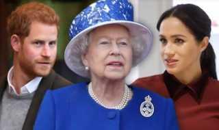 بعد تدخلهما بانتخابات أمريكا.. هاري ميجان يدخلان الملكة إليزابيث في ورطة وهذه هي القصة كاملة