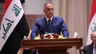 قرار عاجل من «الكاظمي» بعد الهجوم الصاروخي على مطار بغداد