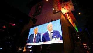 العجوز يقترب من العرش .. استطلاع يؤكد تقدم بايدن علي ترامب بعد مناظرة الحسم