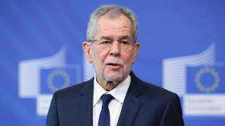الرئيس النمساوى يتلقى أوراق اعتماد السفير المصرى الجديد فى فيينا