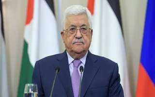عاجل.. تفاصيل الاتصال الهاتفي بين «أبو مازن» والممثل الأعلى الأوروبي للشئون الخارجية