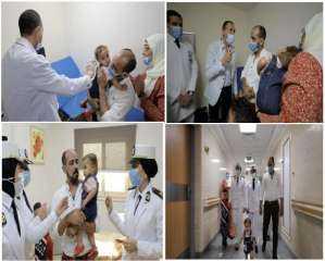 بالفيديو .. وزير الداخلية يوجه بتقديم الرعاية لطفلة ووالدها بمستشفى الشرطة
