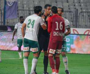 المصري : امام عاشور لاعب الزمالك قال للاعبينا مبروك عليكم الدرجة الثانية
