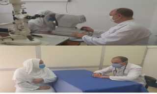 قافلة طبية للكشف على نزلاء سجن القناطر