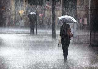 ننشر  خريطة الأمطار والظواهر الجوية خلال الـ 72 ساعة القادمة
