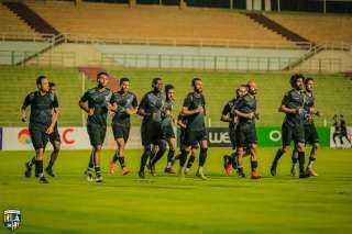 21 لاعبًا في قائمة المقاولون العرب لمواجهة بطل جيبوتي في الكونفدرالية