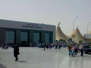 مطار الغردقة يحصل على شهادة الاعتماد الصحى الدولية للسفر الآمن