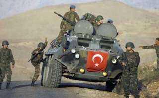 عاجل .. الجيش الوطنى الليبى يرصد تحركات تركية مريبة فى المنطقة الغربية